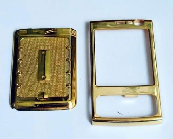 锌合金手机外壳抛光